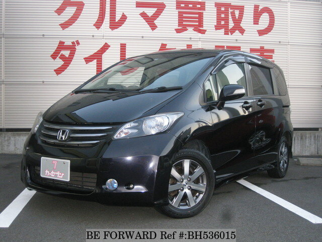Used 2010 HONDA FREED BH536015 for Sale