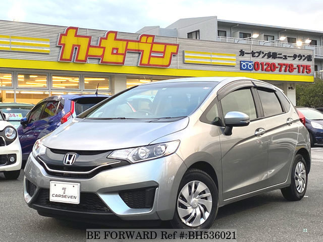 Used 2013 HONDA FIT BH536021 for Sale