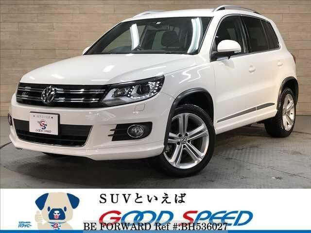 Used 2013 VOLKSWAGEN TIGUAN BH536027 for Sale