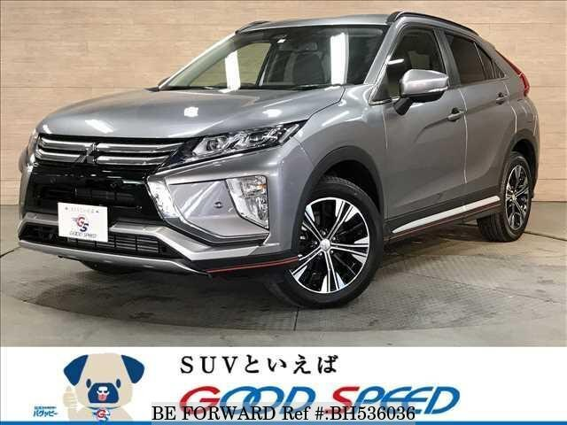 Used 2018 MITSUBISHI ECLIPSE CROSS BH536036 for Sale