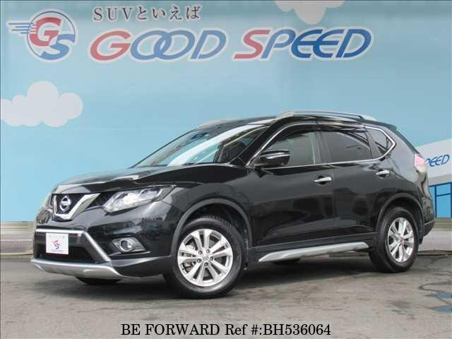 Used 2014 NISSAN X-TRAIL BH536064 for Sale