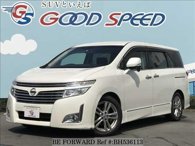 Used 2011 NISSAN ELGRAND BH536113 for Sale