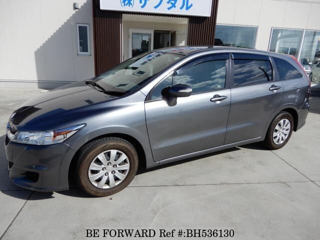 Used 2010 HONDA STREAM BH536130 for Sale