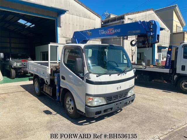 Used 2006 HINO DUTRO BH536135 for Sale