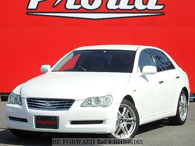 Used 2006 TOYOTA MARK X BH536165 for Sale