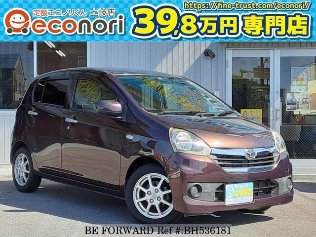 Used 2013 TOYOTA PIXIS EPOCH BH536181 for Sale