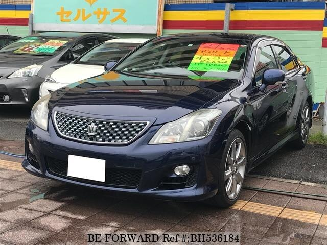 Used 2009 TOYOTA CROWN BH536184 for Sale