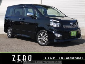 Used 2011 TOYOTA VOXY BH536217 for Sale