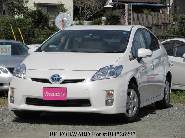 Used 2009 TOYOTA PRIUS BH536227 for Sale