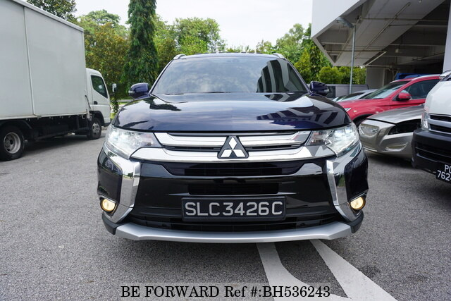 Used 2016 MITSUBISHI OUTLANDER BH536243 for Sale