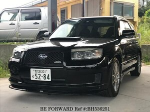 Used 2006 SUBARU FORESTER BH536251 for Sale