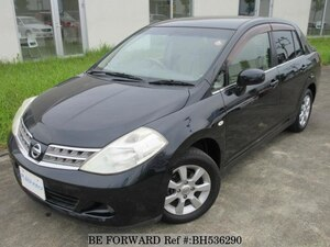 Used 2008 NISSAN TIIDA LATIO BH536290 for Sale
