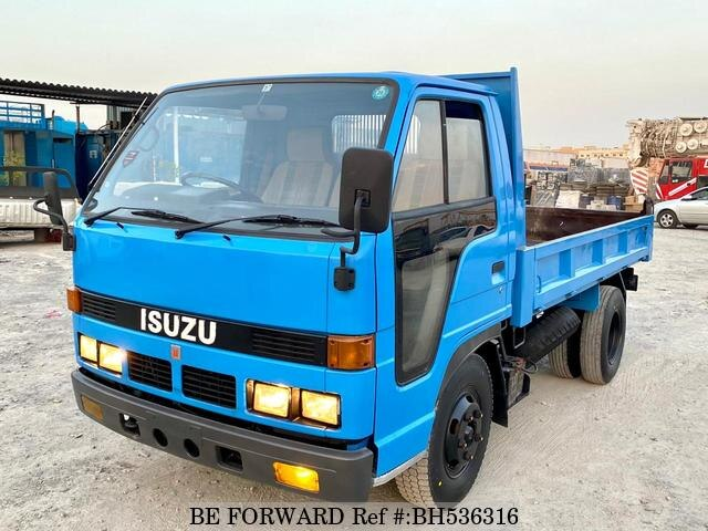 Used 1989 ISUZU ELF TRUCK BH536316 for Sale