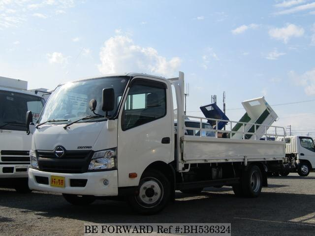 Used 2015 HINO DUTRO BH536324 for Sale