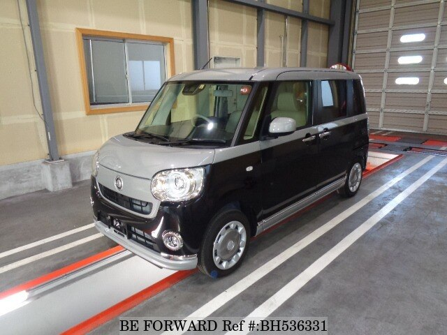 Used 2019 DAIHATSU MOVE BH536331 for Sale