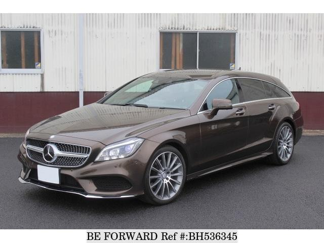 Used 2016 MERCEDES-BENZ CLS-CLASS BH536345 for Sale