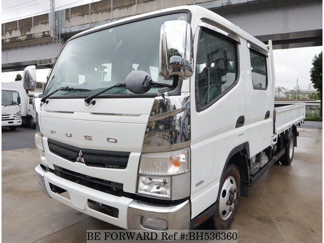 Used 2015 MITSUBISHI FUSO CANTER BH536360 for Sale