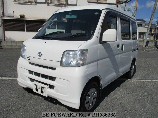 Used 2013 DAIHATSU HIJET CARGO BH536365 for Sale