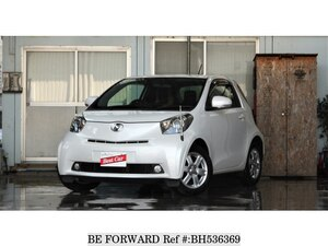 Used 2009 TOYOTA IQ BH536369 for Sale