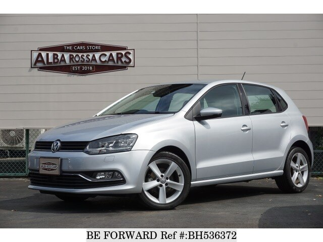 Used 2016 VOLKSWAGEN POLO BH536372 for Sale