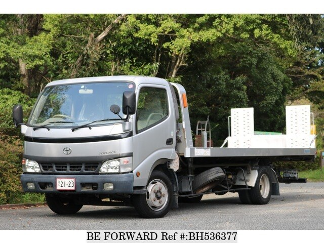 Used 2004 TOYOTA TOYOACE BH536377 for Sale