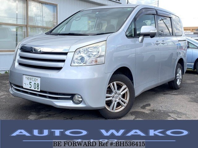 Used 2007 TOYOTA NOAH BH536415 for Sale