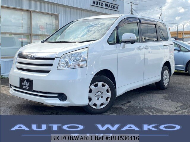 Used 2007 TOYOTA NOAH BH536416 for Sale