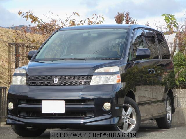 Used 2004 TOYOTA VOXY BH536419 for Sale