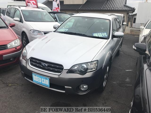 Used 2004 SUBARU OUTBACK BH536449 for Sale