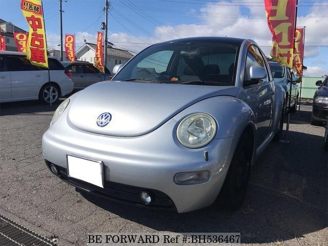 Used 2002 VOLKSWAGEN NEW BEETLE BH536467 for Sale