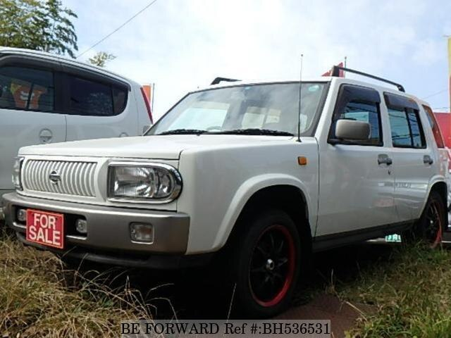 Used 2000 NISSAN RASHEEN BH536531 for Sale