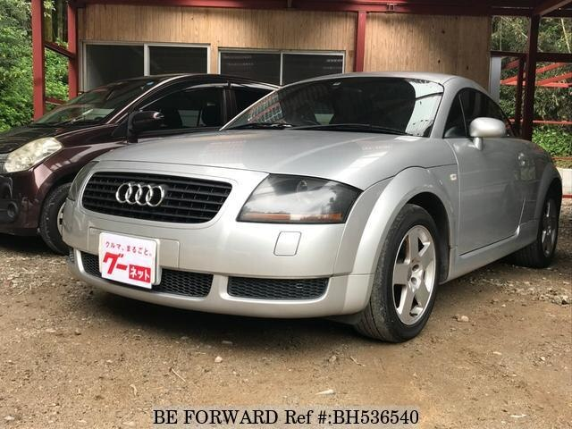 Used 2001 AUDI TT BH536540 for Sale