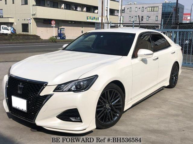 Used 2015 TOYOTA CROWN BH536584 for Sale