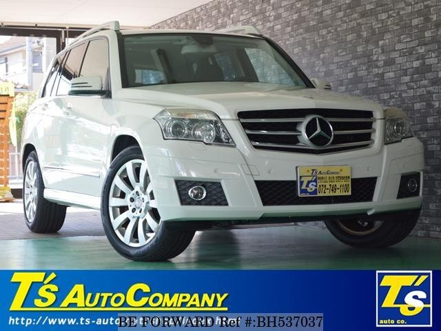 Used 2009 MERCEDES-BENZ GLK-CLASS BH537037 for Sale