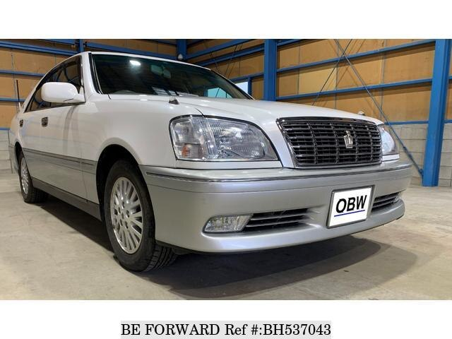 Used 2000 TOYOTA CROWN BH537043 for Sale