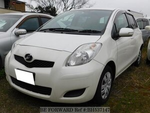 Used 2010 TOYOTA VITZ BH537147 for Sale