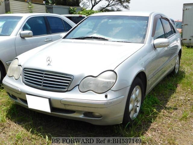 Used 2002 MERCEDES-BENZ C-CLASS BH537149 for Sale