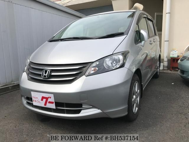 Used 2009 HONDA FREED BH537154 for Sale