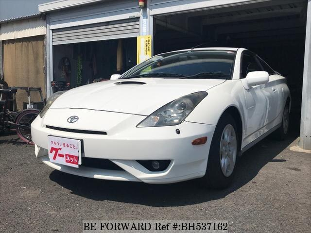 Used 2004 TOYOTA CELICA BH537162 for Sale