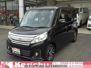 Used 2015 SUZUKI SPACIA BH537173 for Sale