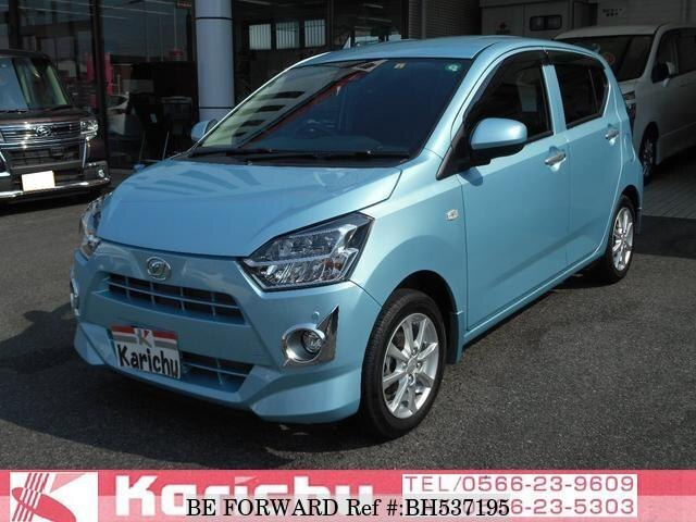 Used 2017 DAIHATSU MIRA ES BH537195 for Sale