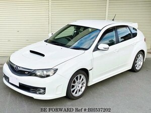 Used 2007 SUBARU IMPREZA BH537202 for Sale