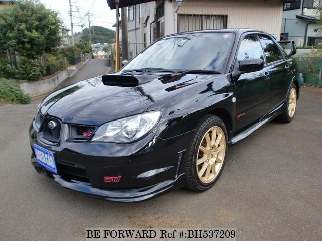 Used 2005 SUBARU IMPREZA BH537209 for Sale