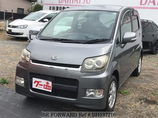 Used 2007 DAIHATSU MOVE BH537216 for Sale
