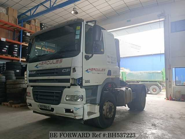 Used 2013 DAF 85CF BH537223 for Sale