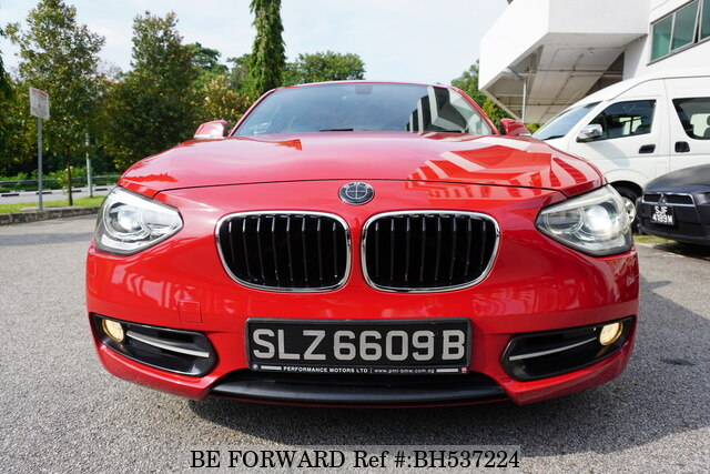 Used 2012 BMW 1 SERIES BH537224 for Sale