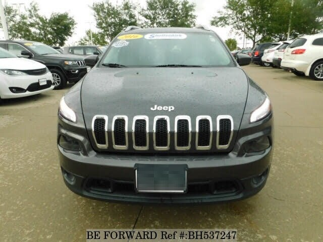 Used 2016 JEEP CHEROKEE BH537247 for Sale
