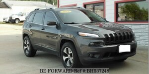 Used 2016 JEEP CHEROKEE BH537248 for Sale