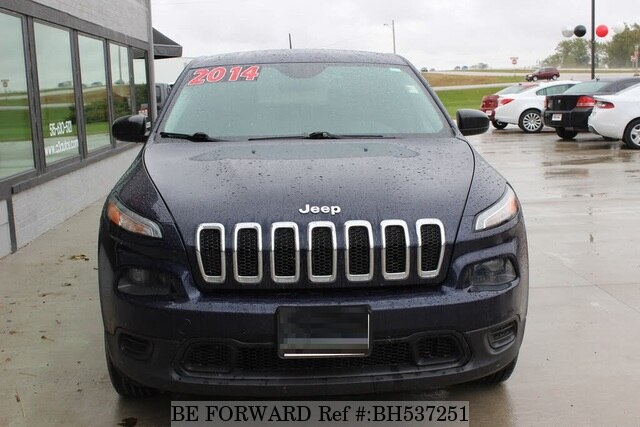 Used 2014 JEEP CHEROKEE BH537251 for Sale