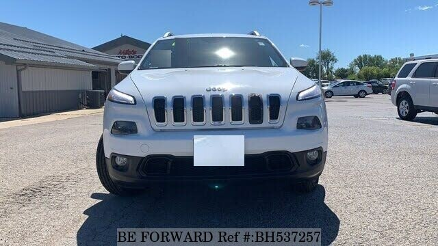 Used 2014 JEEP CHEROKEE BH537257 for Sale